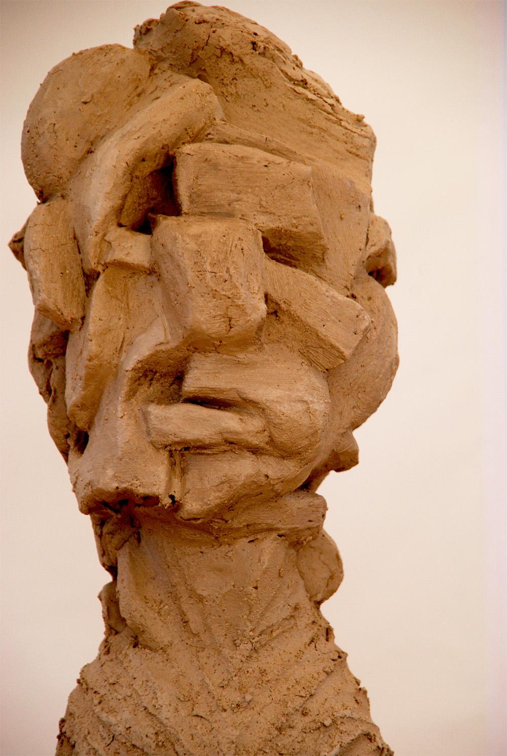 Kopf: Abstrakt